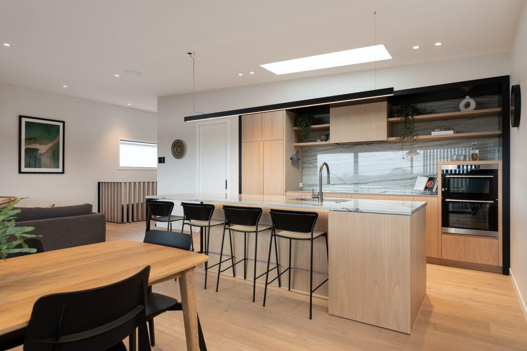 Otira kitchen